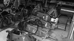 Sterk Heukelum - uitrustingsstukken zw