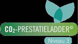 Sterk Heukelum; Co2 prestatieladder logo