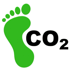 Sterk Heukelum Co2 Footprint Logo