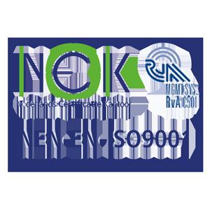 Sterk Heukelum Iso9001 Logo