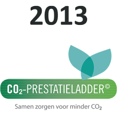 Co2 Prestatieladder 2013