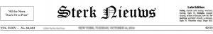 Sterk Heukelum; sterk nieuws banner 4